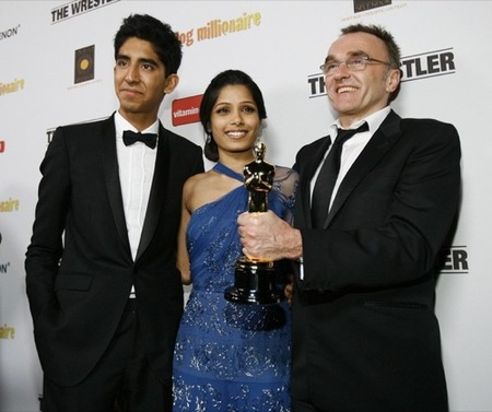 Dev Patel, Slumdog Millionaire