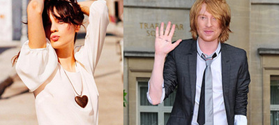 Zooey Deschanel y Domhnall Gleeson en 'About Time', de Richard Curtis