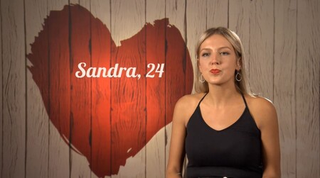 First Dates Sandra