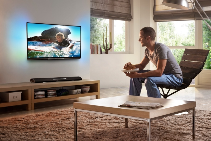 Foto de Philips Fidelio SoundBar (3/4)