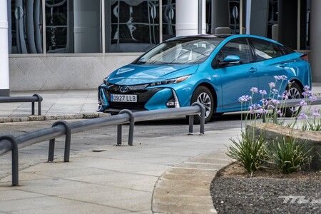 Toyota Prius Plug In 2021 Prueba 023