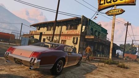 Más imágenes del GTA V de PC para aligerar la espera
