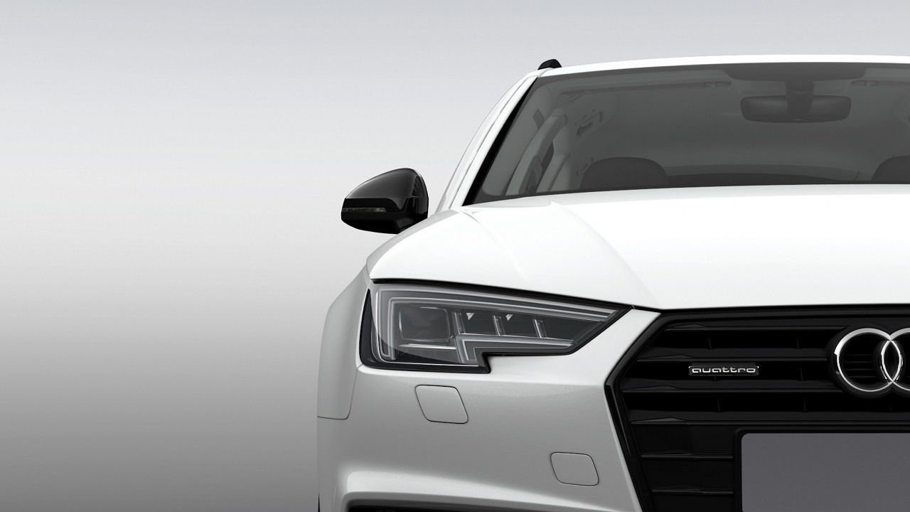Audi Black Line Edition 2 4