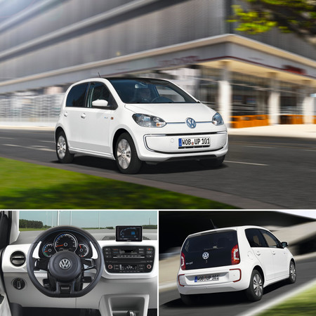 Volkswagen E Up