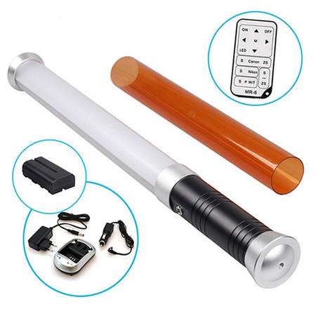 Si buscas un kit de iluminación versátil y a buen precio, echa un vistazo al Power Blade de Gloxy