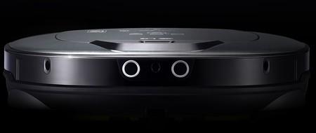 Hombot Videovigilancia Patrullar Limpiar