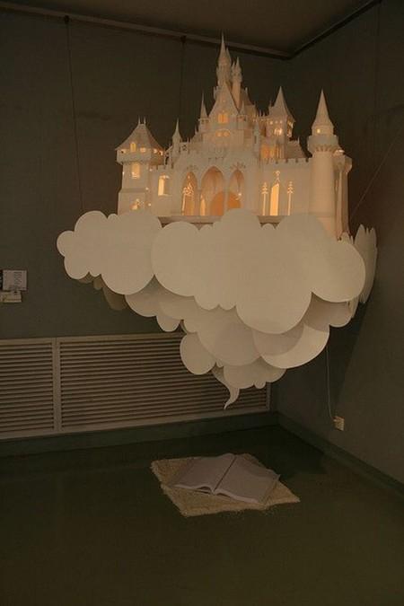 Kidsroom Castle Paper