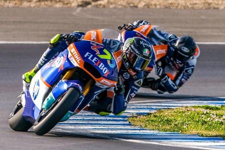 Baldasarri Le Mans Moto2 2019