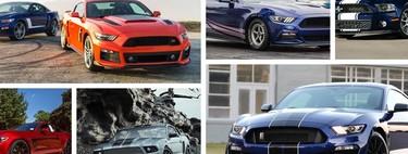 Los 10 mejores Mustang modificados de la última década