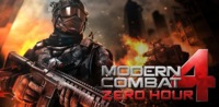 Modern Combat 4: Zero Hour ya disponible para Android