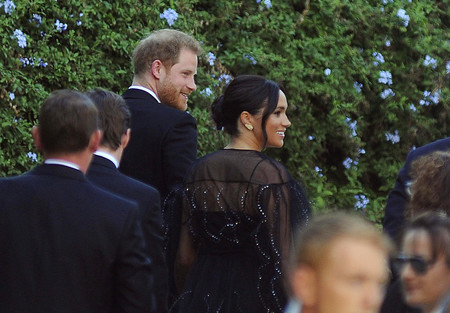 Meghan Markle Y El Principe Harry 2