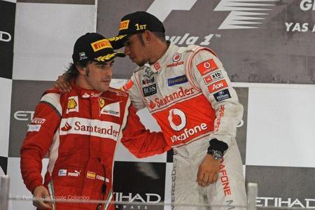 Mi Gran Premio de Abu Dhabi 2011: Hamilton y Alonso vuelven a luchar por ganar