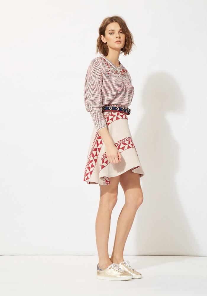 Rincon de la moda - Que es jacquard ...