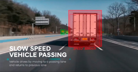 El coche autónomo de Hyundai recorre casi 200 km/h en condiciones reales de tráfico