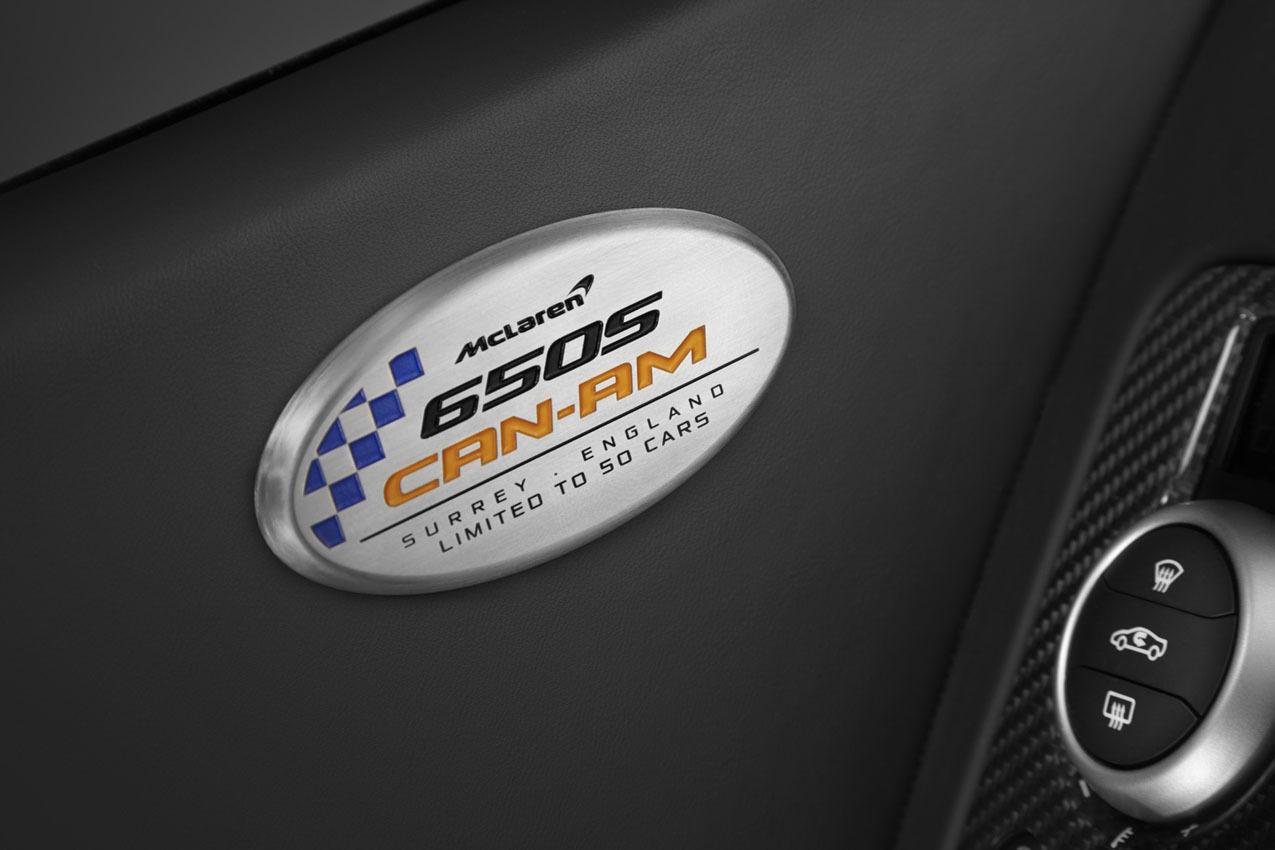 Foto de McLaren 650S Spider Can-Am (13/14)