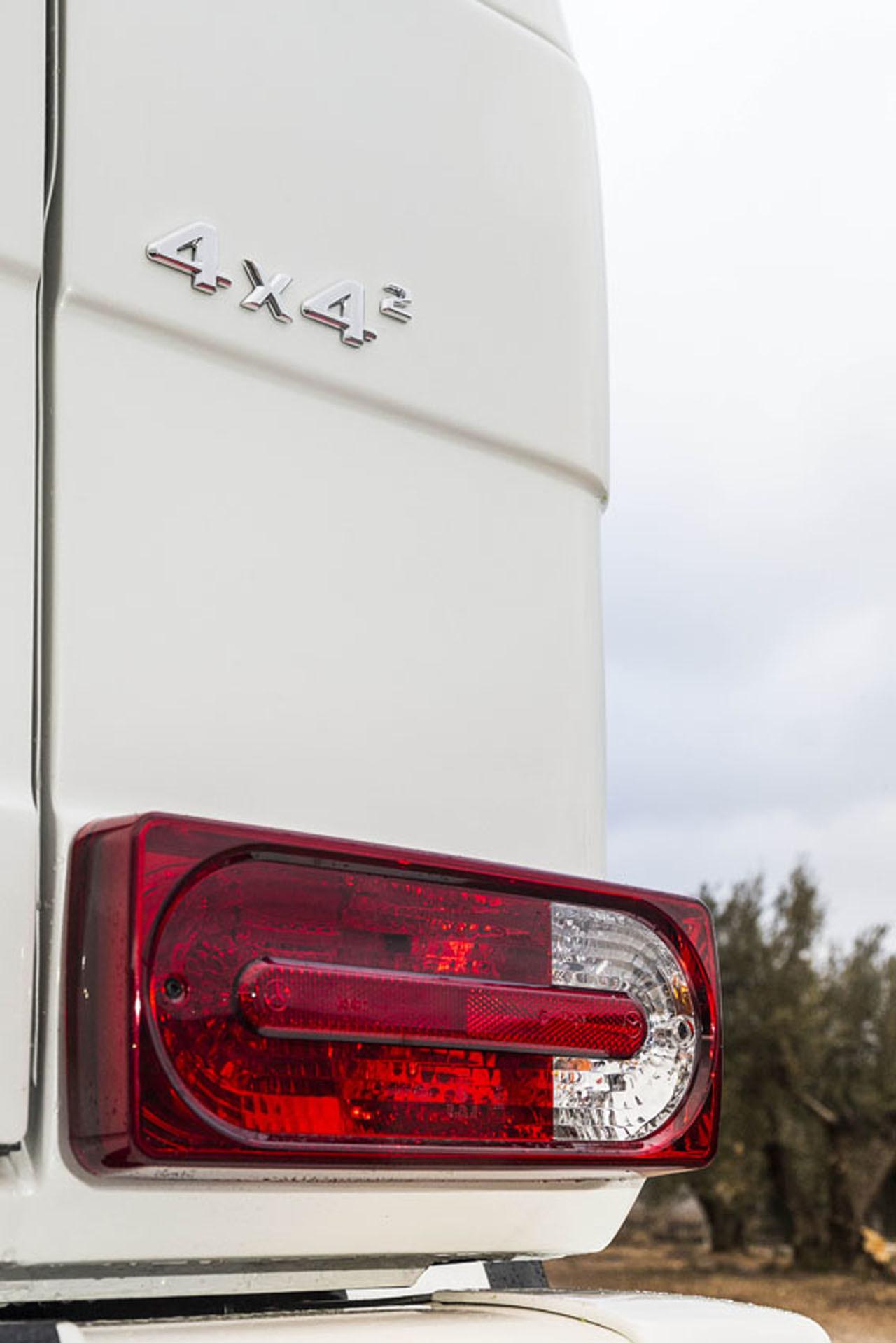 Foto de Mercedes-Benz G 500 4x4², toma de contacto (102/127)