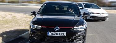Probamos el nuevo Volkswagen Golf GTI: 245 CV de confort y deportividad para luchar contra el CUPRA León