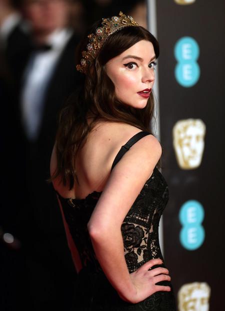 Anya Taylor-Joy se convierte en la princesa de los BAFTA 2018