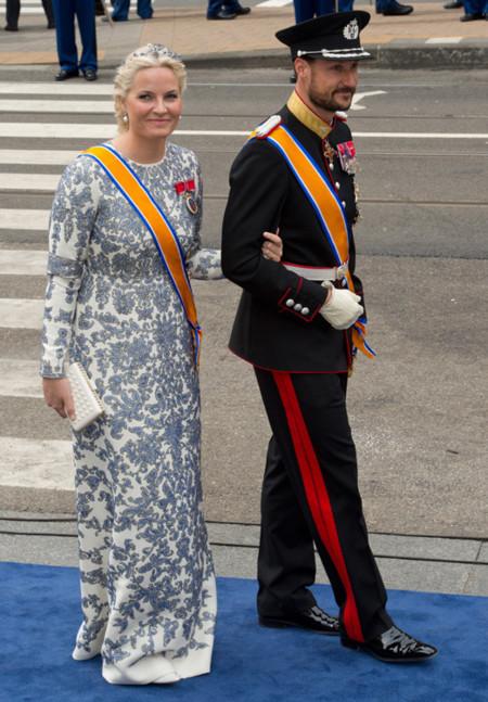 Mette-Marit Holanda rey coronación