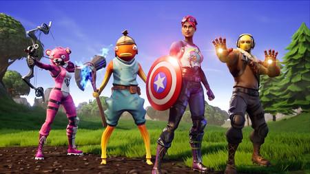 Fortnite recibe a Thanos y a los Chitauri en su crossover con Vengadores: Endgame, disponible hoy en el parche 8.50