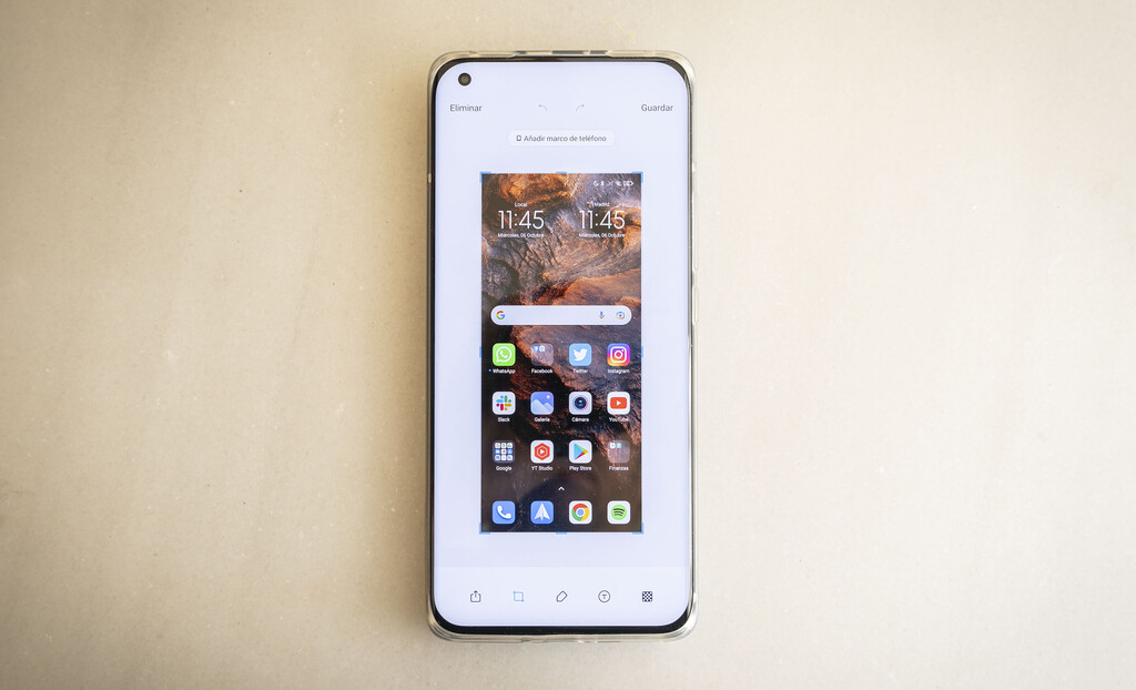 How to take a screenshot on your Xiaomi mobile