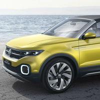 El nuevo Volkswagen T-Cross ya está casi listo para presentarse