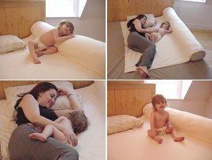 Humanity family bed, para dormir con los niños