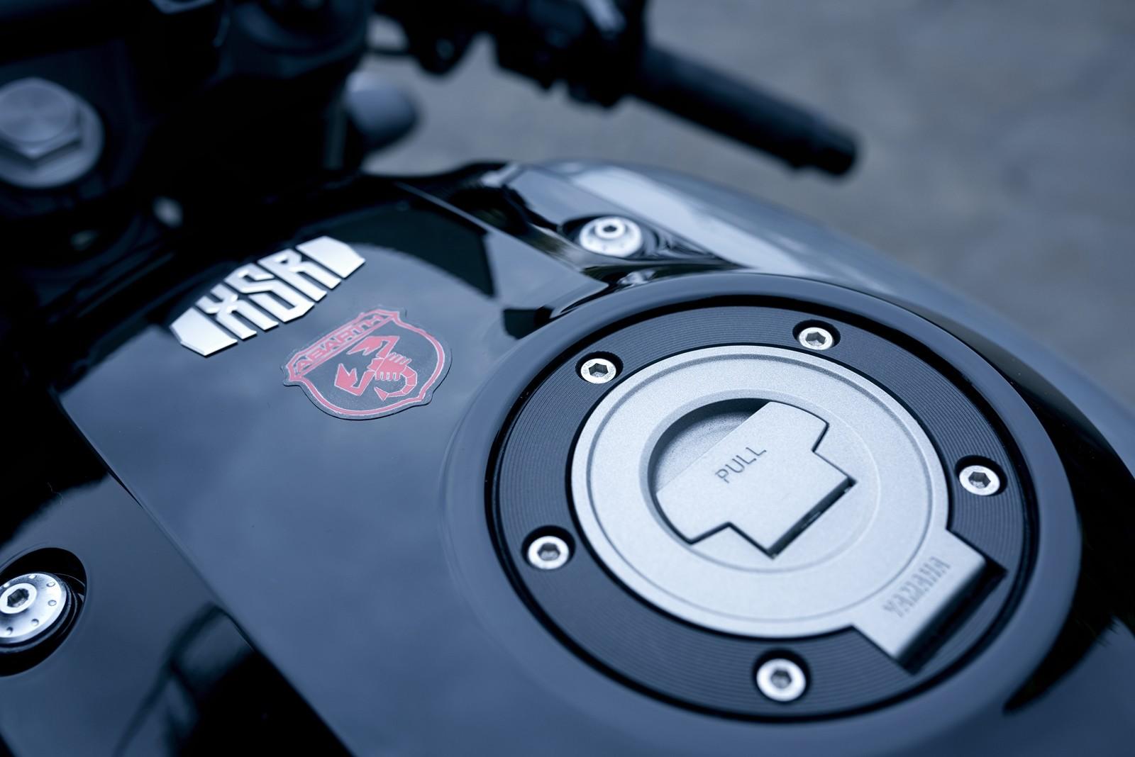 Foto de Yamaha XSR900 Abarth (24/49)