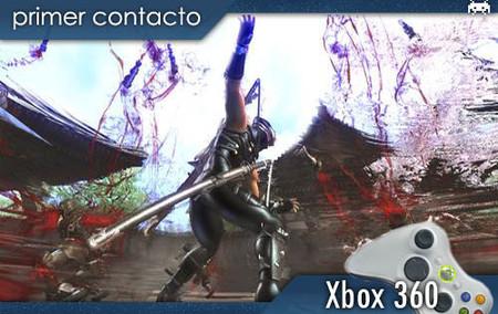 'Ninja Gaiden II', primer contacto