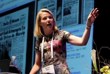 Marissa Mayer regala a los empleados de Yahoo! un Smartphone de última generación