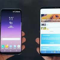 Google Enseña a los desarrolladores a adaptar sus apps para los nuevos formatos de pantalla del Galaxy S8 y el LG G6