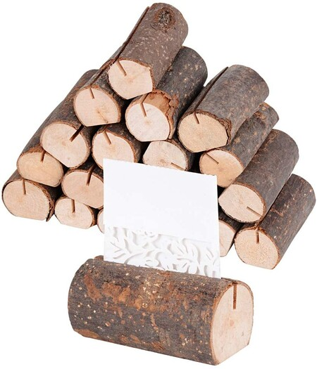 Tocones de madera