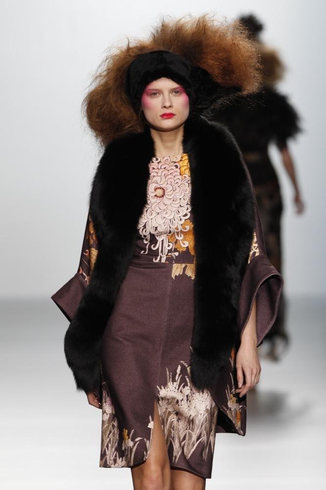 Foto de Elisa Palomino en la Cibeles Madrid Fashion Week Otoño-Invierno 2011/2012 (23/30)