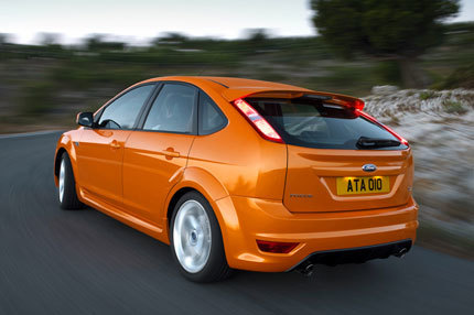 2008 Ford Focus ST