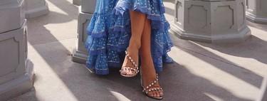 Tendencias en zapatos: así se llevan las sandalias este año
