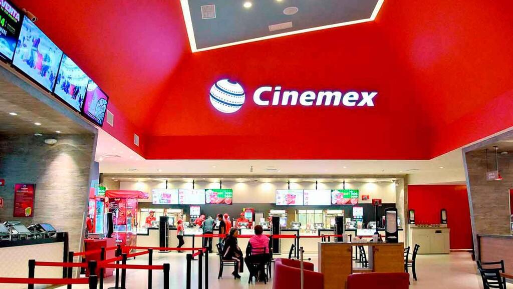 Cinemex cerrará cines de manera temporal en algunos estados de México por