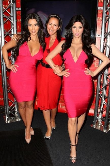 Foto de Kim Kardashian cera (1/5)