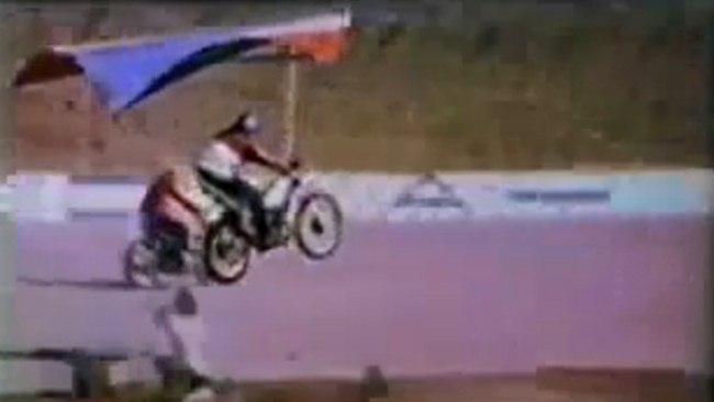Moto-cross y Rogallo
