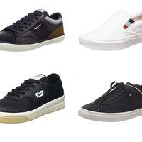 Chollos en tallas sueltas de zapatillas Pepe Jeans, Lacoste o Tommy Hilfiger en Amazon