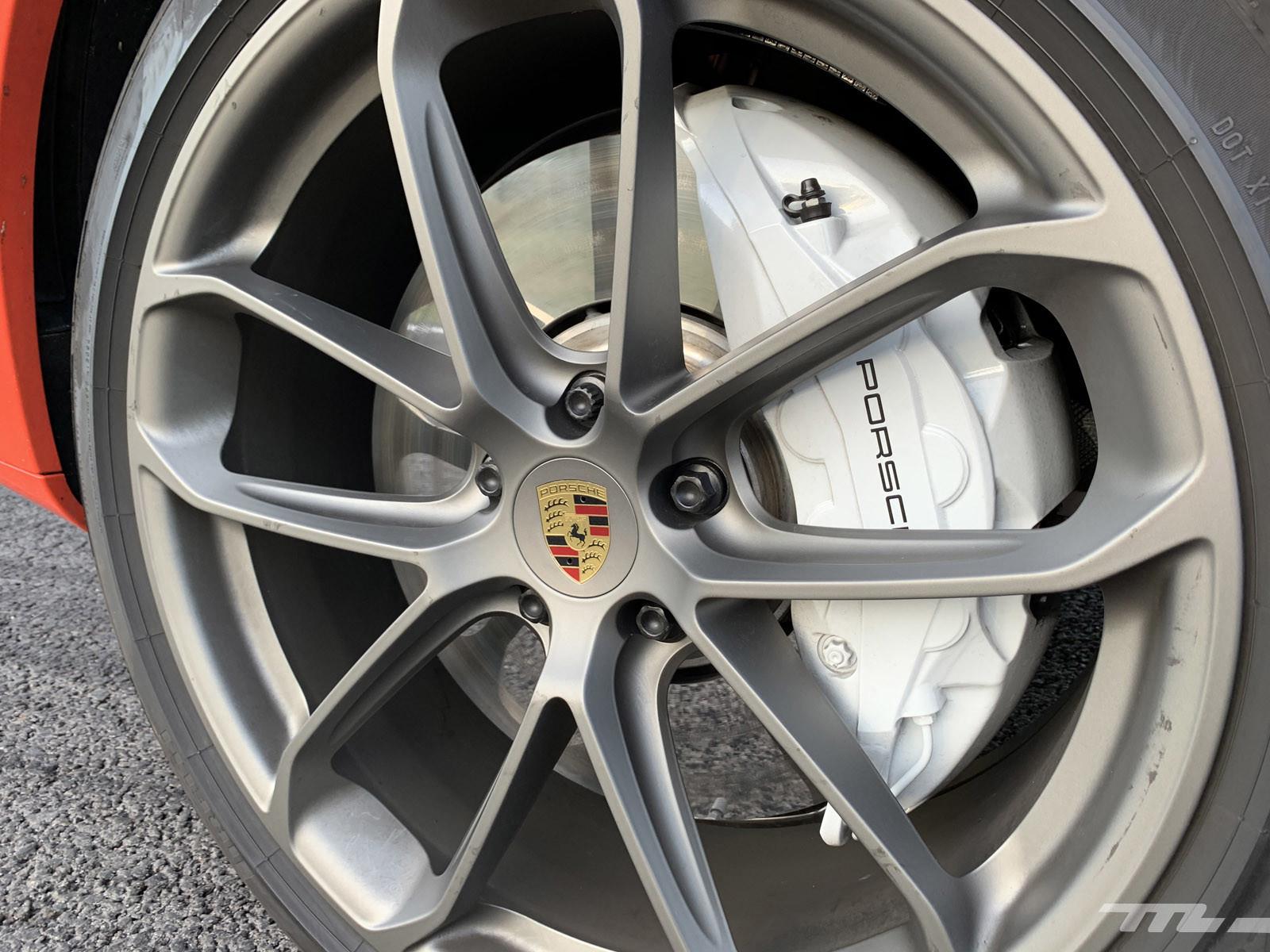 Foto de Porsche Cayenne Coupé Turbo (prueba) (27/42)