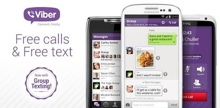 Viber se actualiza y presenta interesantes mejoras (v2.2)