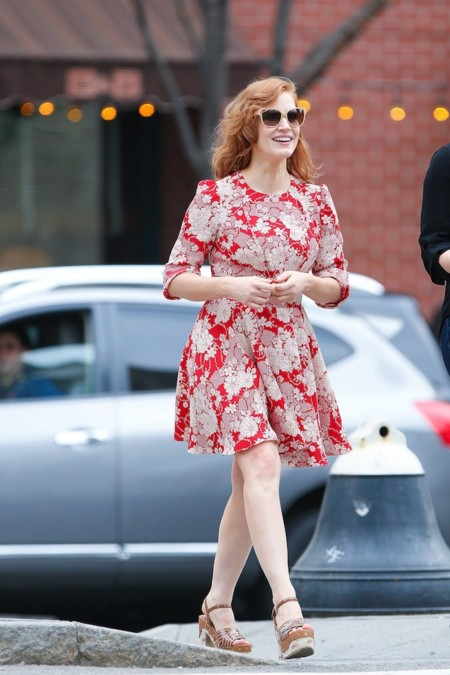 Jessica Chastain Look Diva