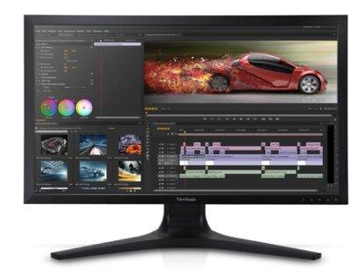 ViewSonic VP2780-4K, monitor UHD profesional con cobertura del 80% del espacio Adobe RGB por 900 euros