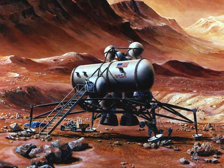 Este investigador holandés quiere que las futuras bases marcianas las cultivemos con bacterias (y lo cierto es que tiene sentido)