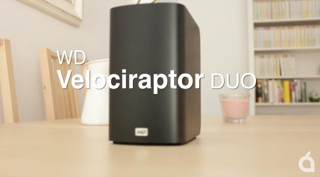 WD VelociRaptor Duo