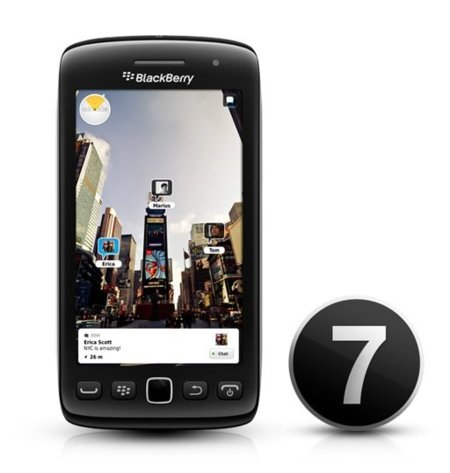 Blackberry OS 7 torch