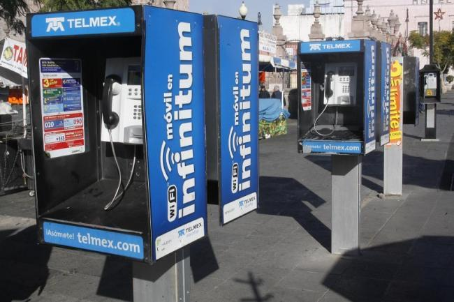 casetas telefónicas wifi