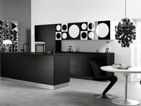 Colección de cocinas Verner Panton, de Kvik