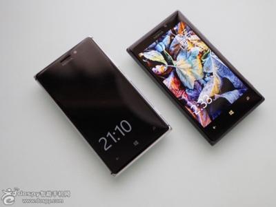 La actualización Amber se deja ver en un Nokia Lumia 925