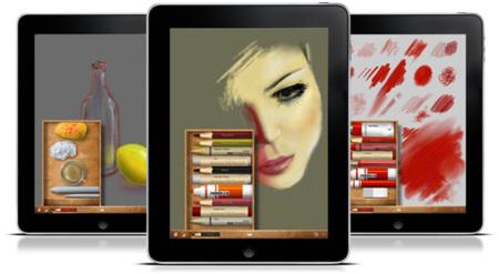 Art Set, aplicación de dibujo para iPad para los nuevos artistas digitales